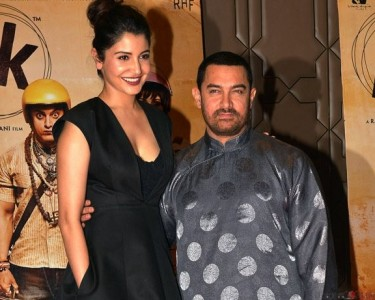 Aamir Khan Chinese outfit