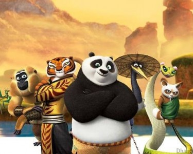 Kung Fu Panda 3Photo