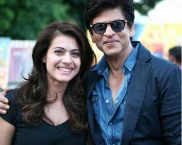 SRK and Kajol Dilwale