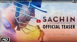 Watch Official Teaser of Sachin: A Billion Dreams