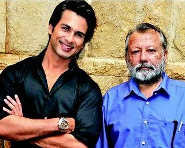 Shahid-Pankaj-Kapur-bond-strengthened-making