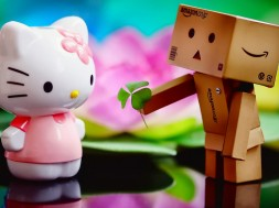 cute-boy-robot-proposing-toy-girl-image